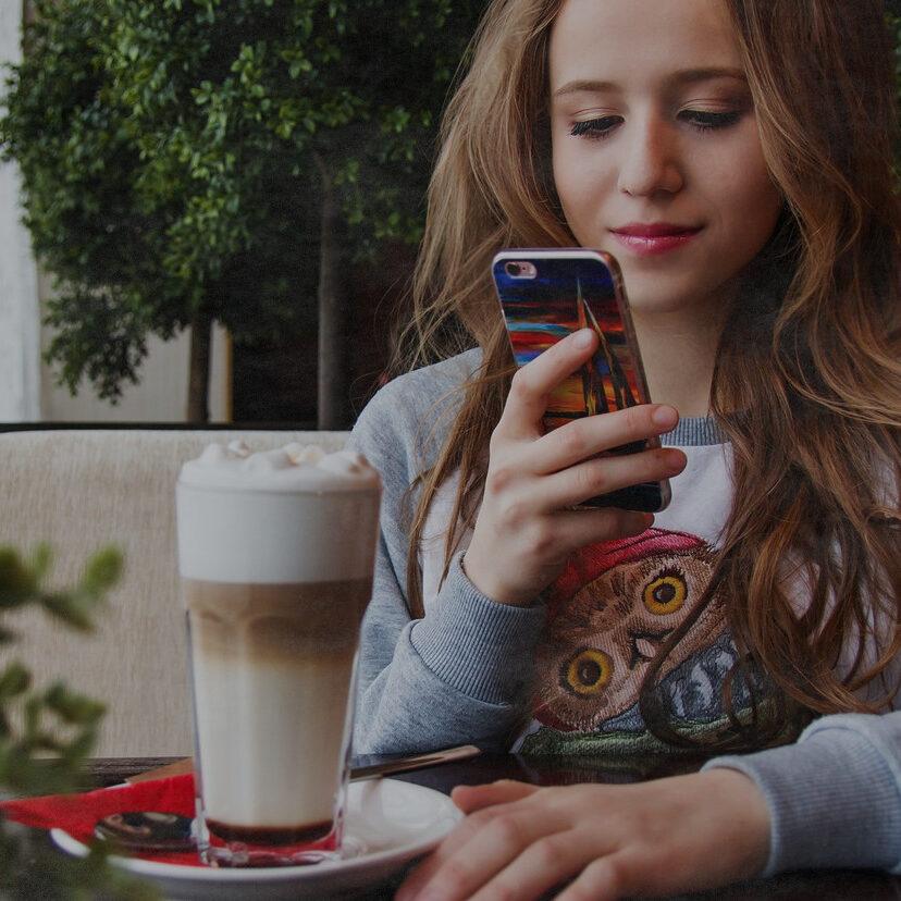 Usa tu móvil para acceder al menú tu bar o restaurante